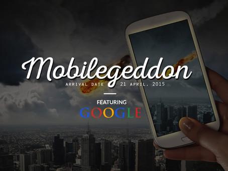 """Mobilegeddon"" - Do you have a mobile-friendly website?"