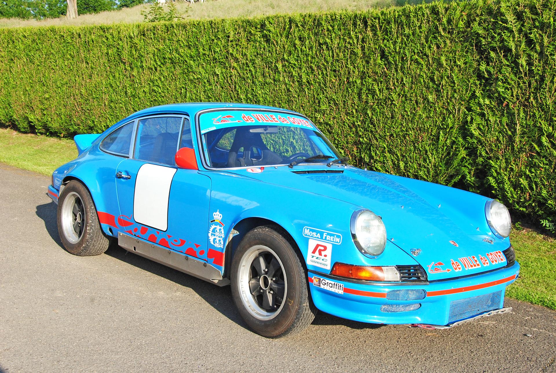 Porsche 2,7L RS