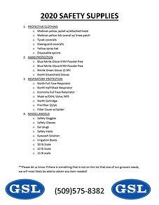2020 GSL Supplies list.jpg
