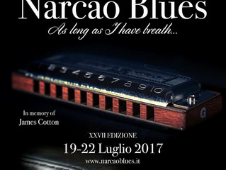 "Bad Blues Quartet scheduled for ""Narcao Blues"" Festival 2017"