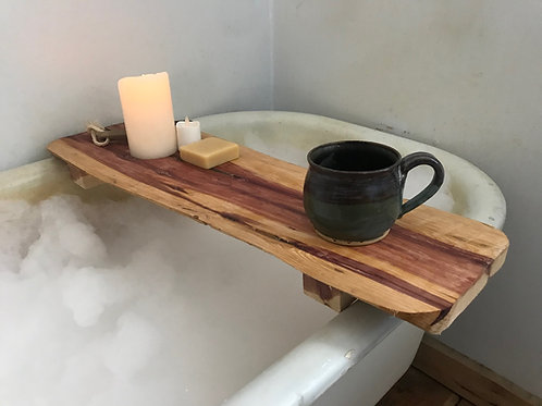 Cedar Bath Caddy