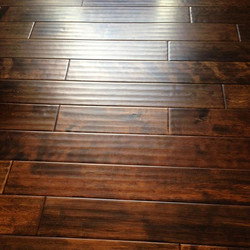 We make all things shine! #woodfloors #gorgeous #socleanyoucaneatoffit