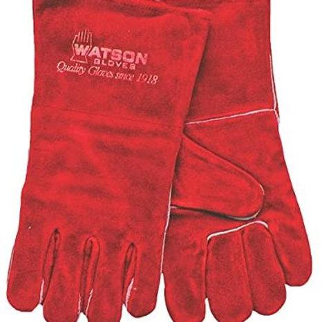 Glove, Red Dog welder - 1 DOZEN