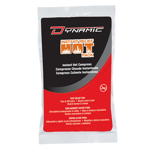 INSTANT HOT PACK COMPRESS -  - FAHP6X10
