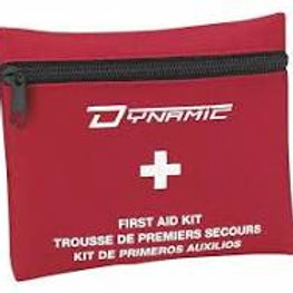 PERSONAL FIRST AID KIT NYLON POUCH -  - FAKPKBN