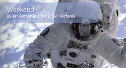 Weekend as an Astronaut Snapshot