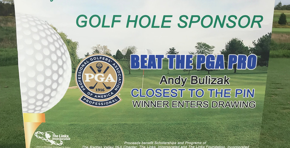 """Swing For The Links """"Beat The PGA Pro"""" Contest"""