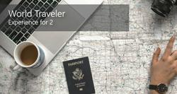 World Traveler Snapshot