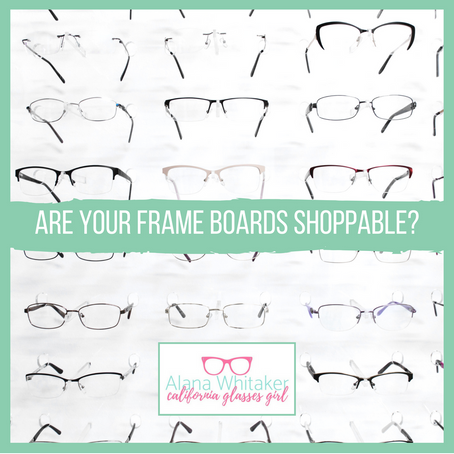 Are Your Frame Boards Shoppable?