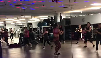 In this Video we are doing Zumba®Ftiness, We are dancing and having Fun.