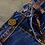Thumbnail: Culotte jean denim