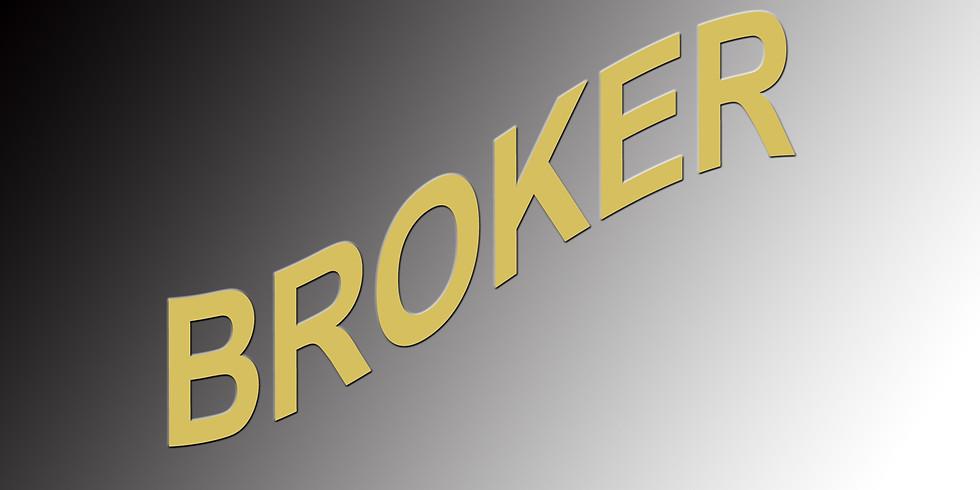 June 16, 18, 23, 25 Broker Weekday Course