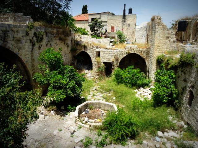 Tuqam's Palace