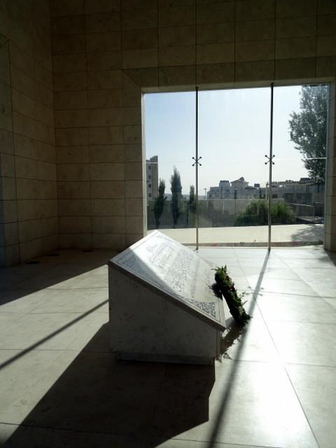 Arafat's Mausoleum, Ramallah, Palestine