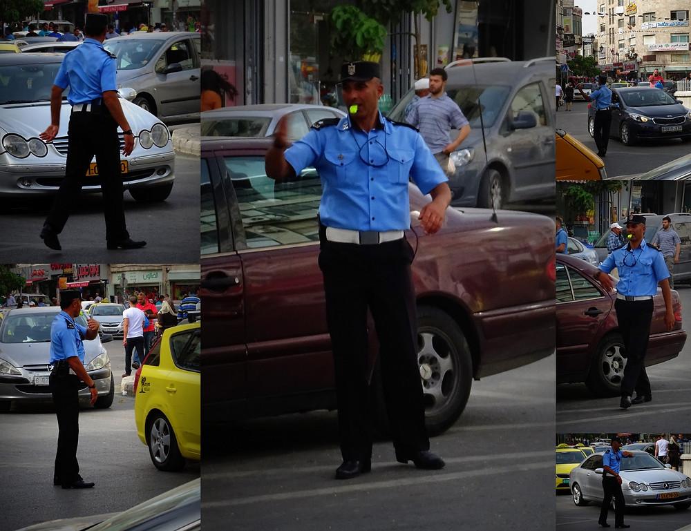 Ramallah Traffic Warden