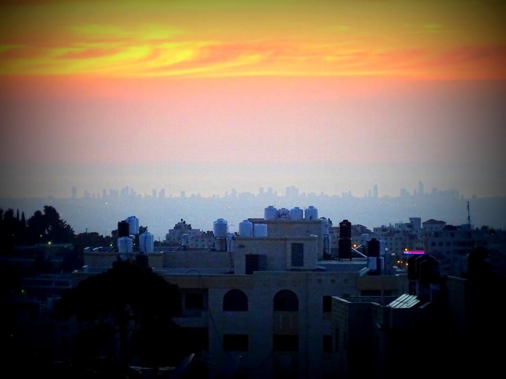 Ramallah and Tel-Aviv