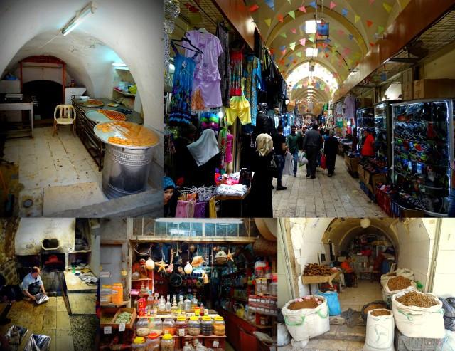 Nablus Old City