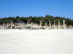 Walk amongst Roman ruins