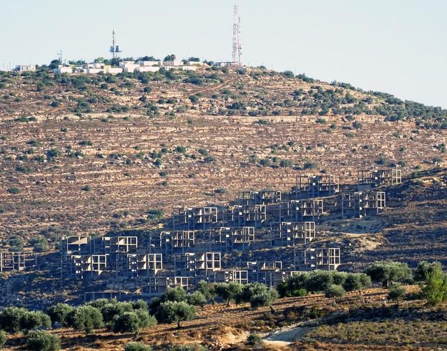Illegal settlements