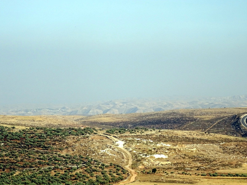 The Dead Sea and Jordan