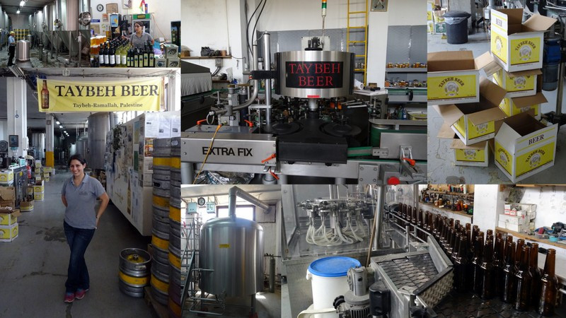 Taybeh Brewery Palestine