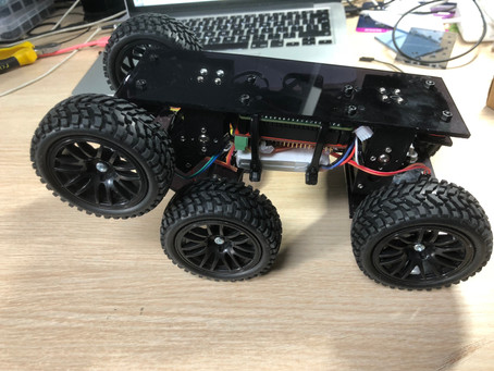 Testing a different kind of chassis