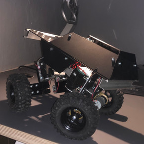 New robot build for march