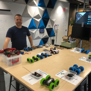 Microbit Toy Hacking for YCM group