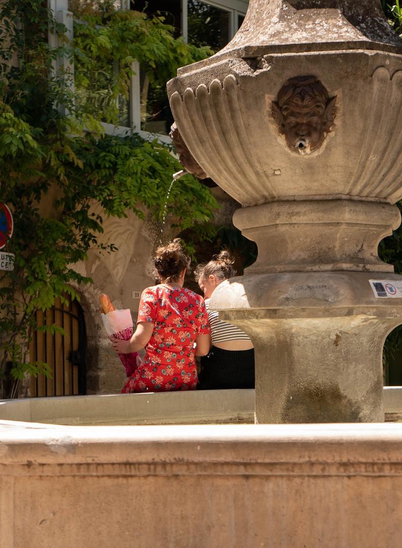 Fontaine Venasque