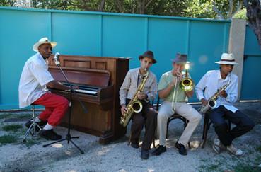 OLYMPE Quartet