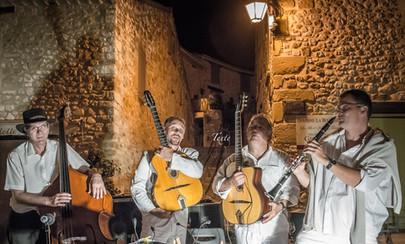 BELLEVILLE SWING Quartet