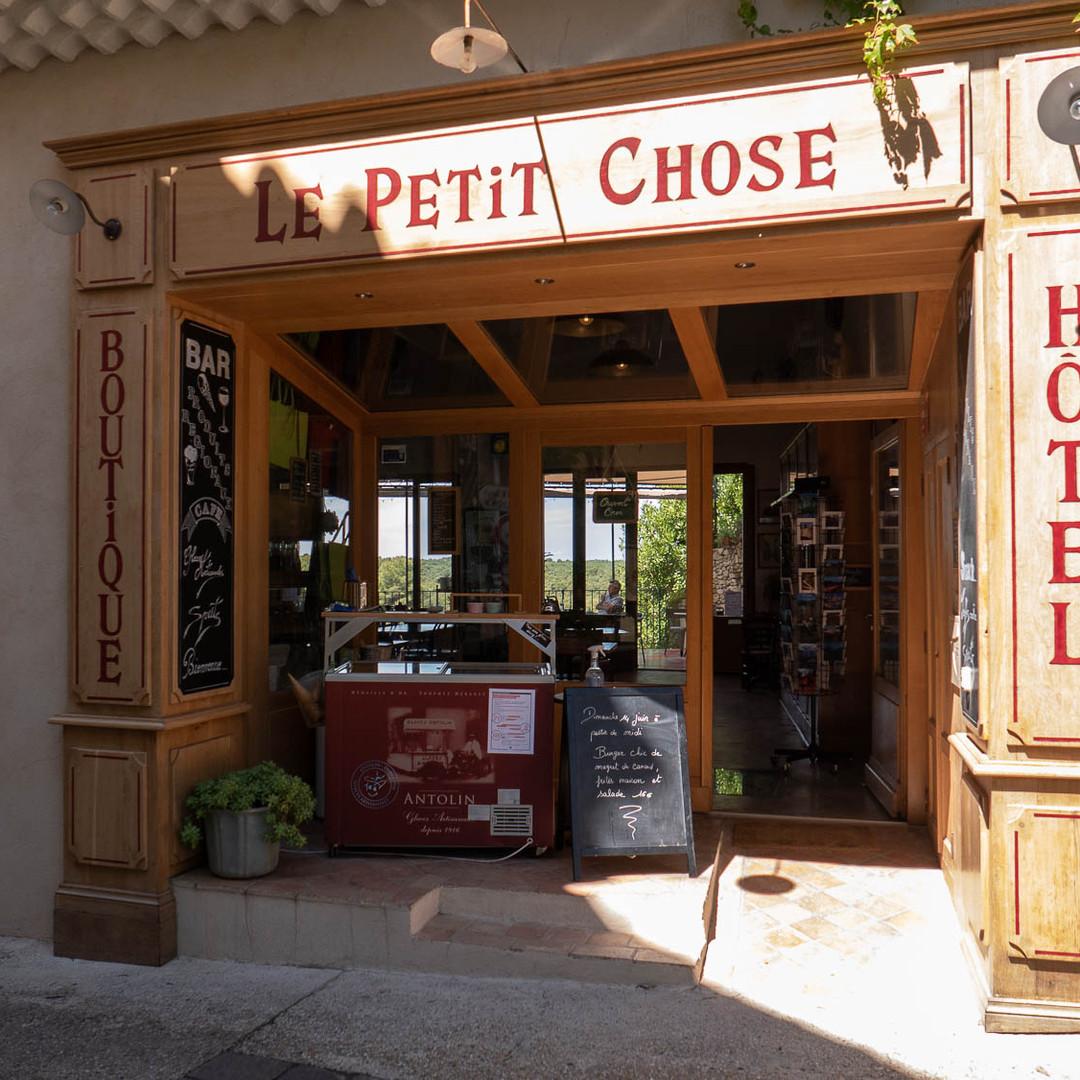 Venasque, Le Petit Chose - Bistrot