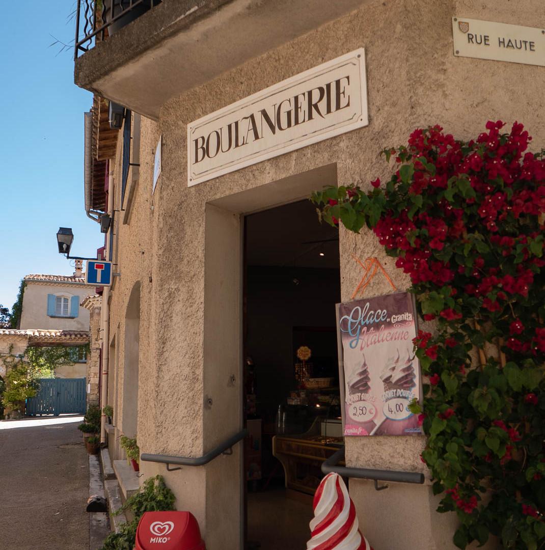 Venasque, Boulangerie