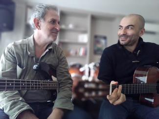 MADAJAZZ Trio Alex-Ben