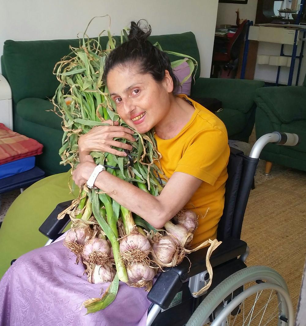 Hugging Garlic בודהיזם