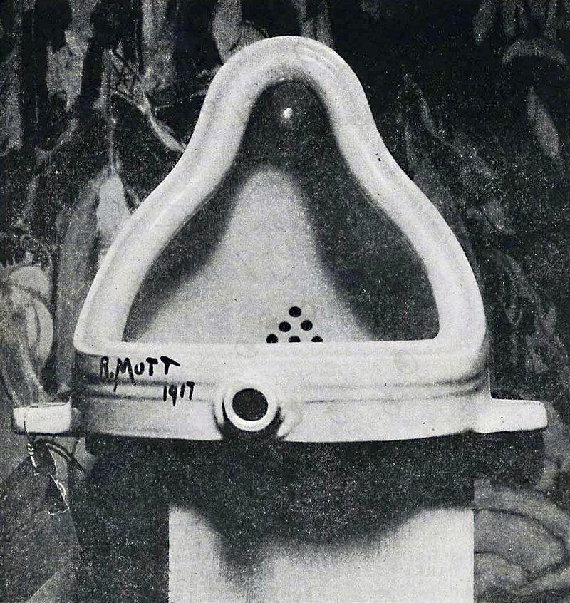 Fountain בודהיזם