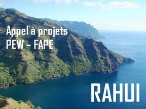 Promotion du Rāhui en Polynésie française : APPEL À CANDIDATURES