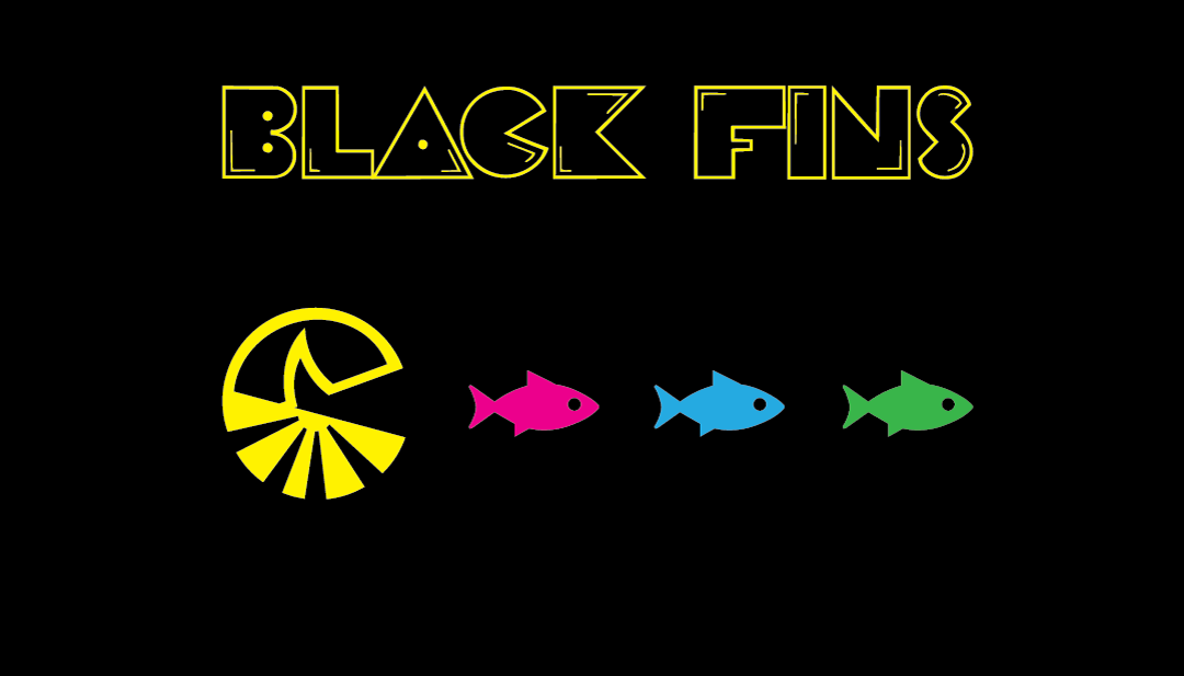 Black-Fins-Pacman-style