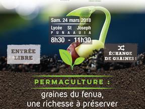 Permaculture : graines du Fenua, une richesse à préserver