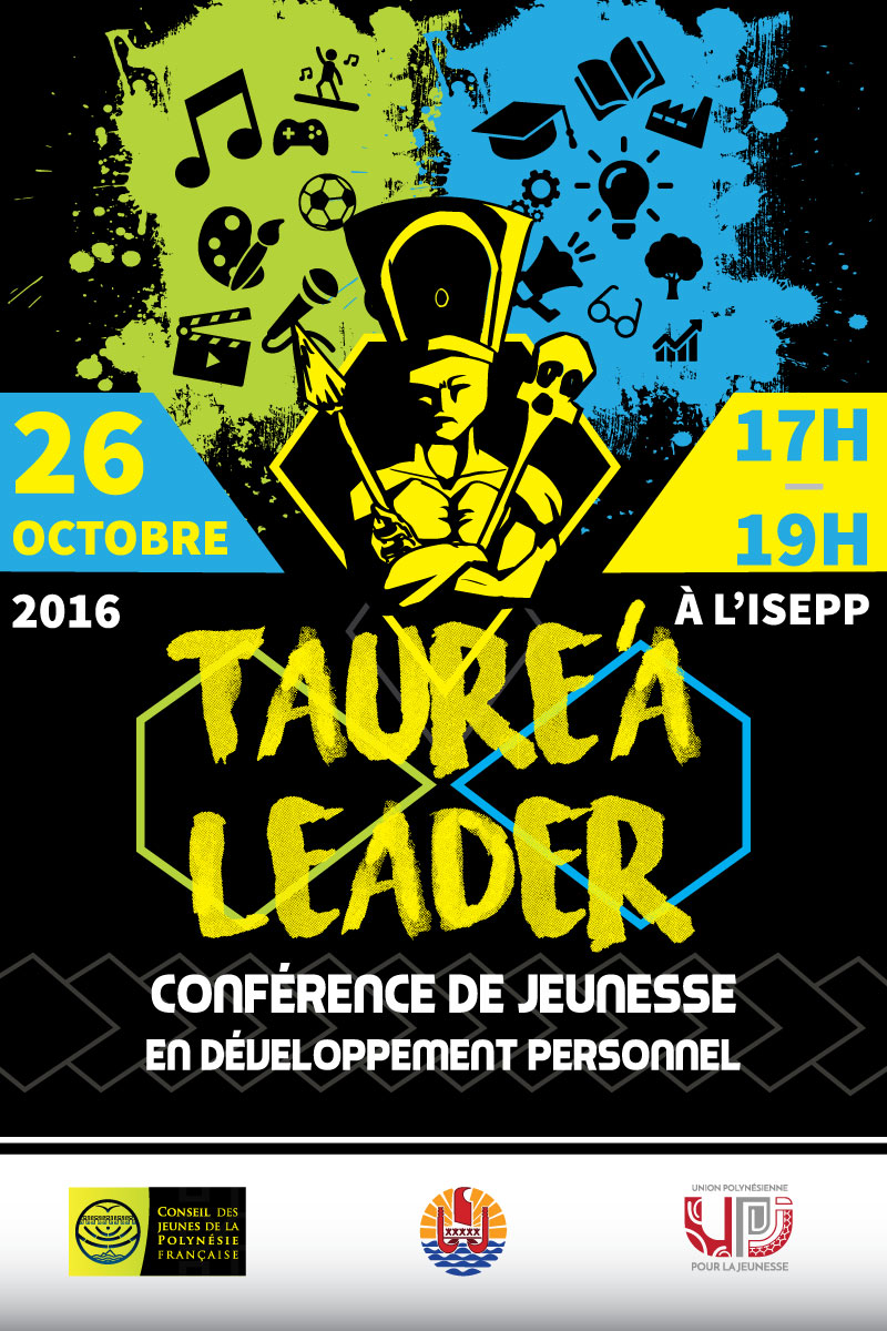 Affiche-Taure'a-Leader