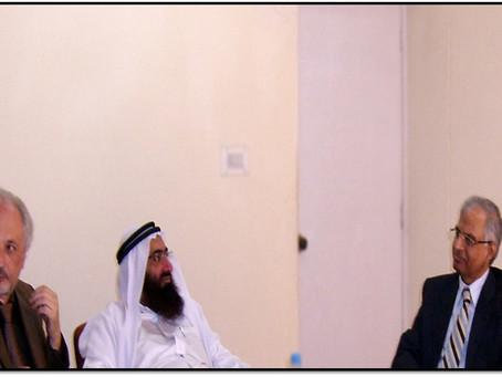 Dr Qamar Uz Zaman ex Director General of Pakistan Metereological Department