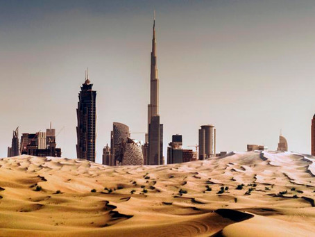 Ever wondered WHY there is NO Rain in UAE 2020?