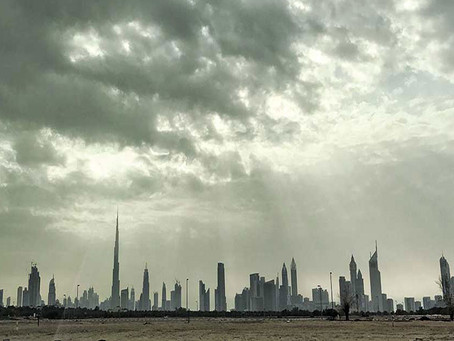 Dubai Weather Generator is ON (daily update)