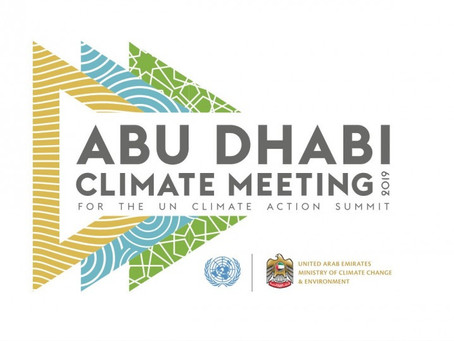 Abu Dhabi Climate Meeting