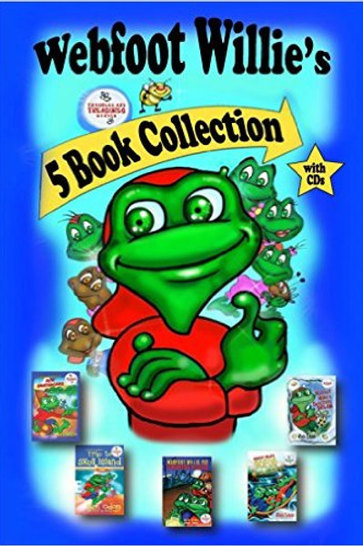 Webfoot Willie's 5 Book Collection