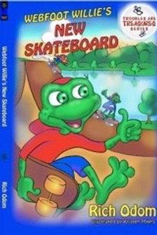 Webfoot Willie's New Skateboard