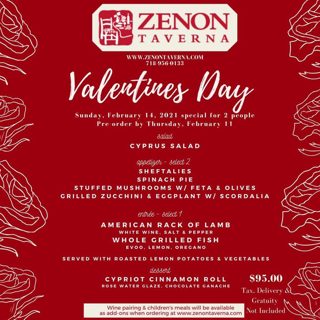 Valentine's Day Special for 2