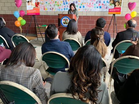 "Latino Family Institute partnered with Department of Children and Family Services in the ""Junto"