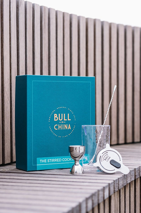 W&A Stirred Cocktail Set