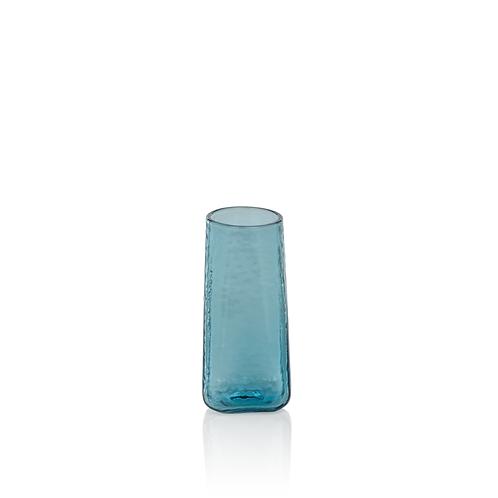 Blue Shot Glasses- Set of 4